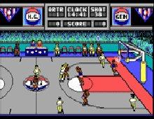 Harlem Globetrotters screenshot