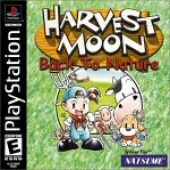  Harvest Moon: Back To Nature box cover