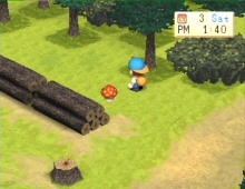  Harvest Moon: Back To Nature screenshot