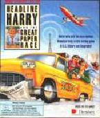 Headline Harry and The Great Paper Race box cover