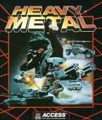 Heavy Metal box cover