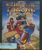 Heirs to The Throne box cover