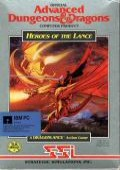 Heroes of the Lance box cover