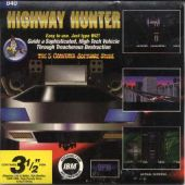 Highway Hunter box cover