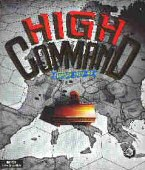 High Command: Europe 1939-1945 box cover