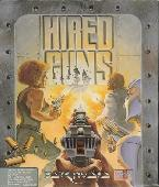 Hired Guns box cover