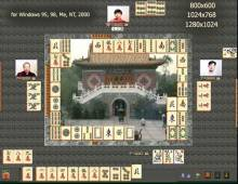 Hong Kong Mahjong screenshot