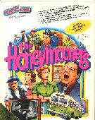 Honeymooners, The box cover