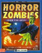 Horror Zombies from The Crypt box cover