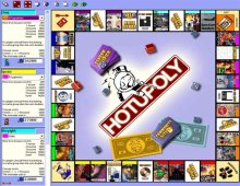 HOTUpoly screenshot