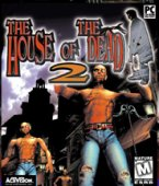 House of the Dead 2, The box cover