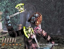 House of the Dead 2, The screenshot