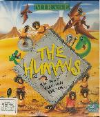 Humans 1, The box cover