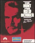 Hunt for The Red October, The box cover