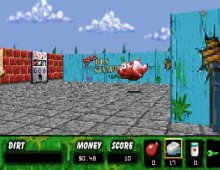 H.U.R.L. screenshot