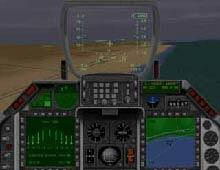 F-16 Fighting Falcon screenshot