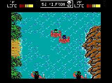 Ikari Warriors III: The Rescue screenshot