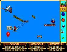 Incredible Machine, The screenshot