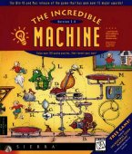 Incredible Machine 3.0, The box cover