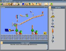  Incredible Machine 3.0, The screenshot
