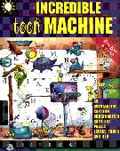 Incredible Toon Machine, The box cover