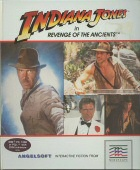 Indiana Jones in: Revenge of The Ancients box cover