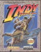 Indiana Jones and The Fate of Atlantis: The Action Game box cover