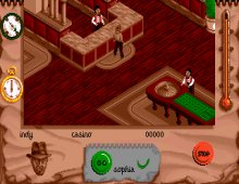 Indiana Jones and The Fate of Atlantis: The Action Game screenshot
