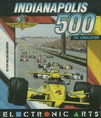 Indianapolis 500 box cover