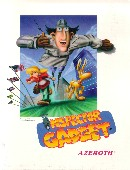 Inspector Gadget box cover