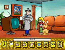 Inspector Gadget screenshot