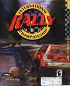 International Rally Championship box cover
