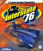 Interstate '76 Arsenal, The box cover