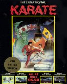 International Karate box cover