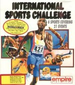 International Sports Challenge box cover