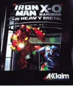 Iron Man /XO Man o' War in Heavy Metal box cover