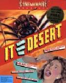 It Came from The Desert box cover