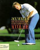 Jack Nicklaus box cover