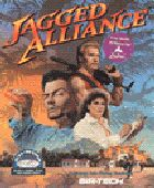 Jagged Alliance box cover