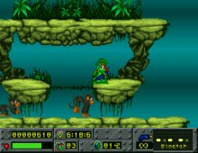  Jazz Jackrabbit screenshot