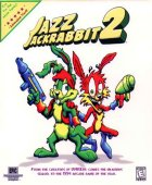 Jazz Jackrabbit 2 box cover