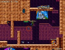 Jazz Jackrabbit 2 screenshot