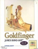 James Bond 007 in: Goldfinger box cover