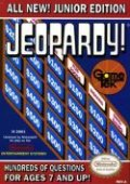 Jeopardy! Junior Edition box cover