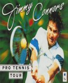 Jimmy Connors Pro Tennis Tour box cover