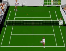 Jimmy Connors Pro Tennis Tour screenshot
