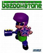 Johnny Bazookatone box cover