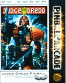  Judge Dredd Pinball box cover