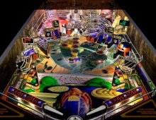  Judge Dredd Pinball screenshot