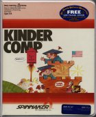 Kindercomp box cover